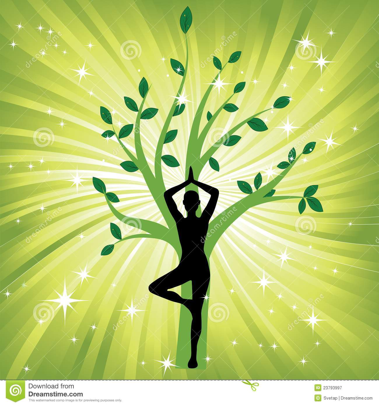 woman-yoga-tree-asana-23793997